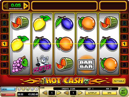 Earn money at the Casino With Slots & Blackjack!
