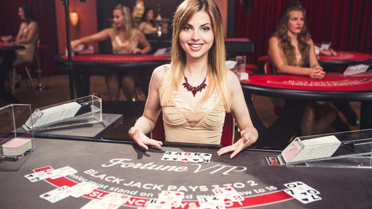 Live Dealer of Online Casinos