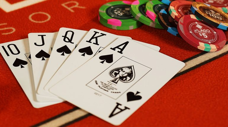 Casino Poker Games: Home Games Vs. Casino Action