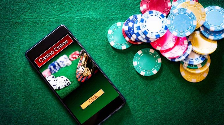 The Online Casino - Gambling