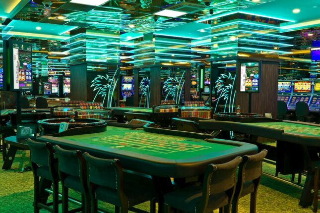 Leading Options Of Casino