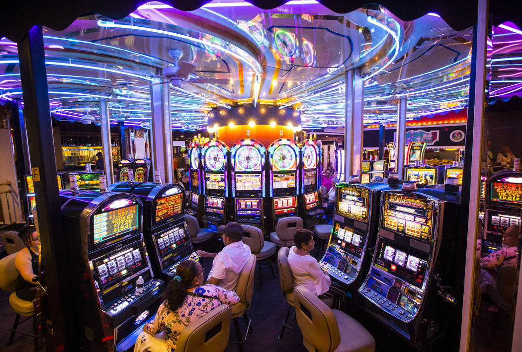 The Untapped Gold Mine Of Casino That Virtually No one Is aware of About