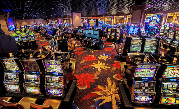 Here's A Quick Manner To Unravel The Casino Problem